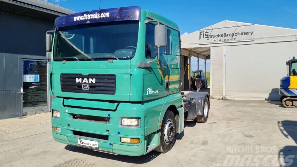 MAN TGA 18.460 4X2 tractor unit - tipper hydraulic
