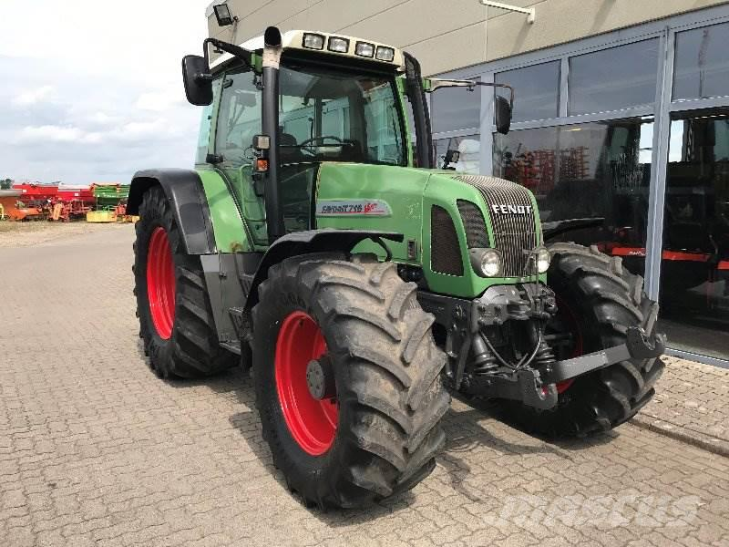 "Fendt 716 Vario ""Getriebe defekt"""