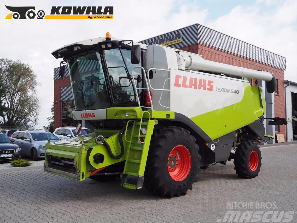 CLAAS Lexion 540 + V660