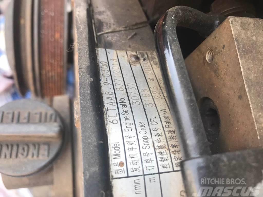 Dongfeng cummins 6LTAA8.9-C300