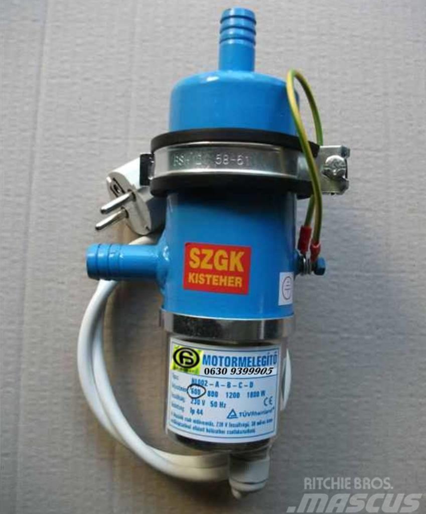 Agrosat Dizel előmelegítő személy kisteher 600 W