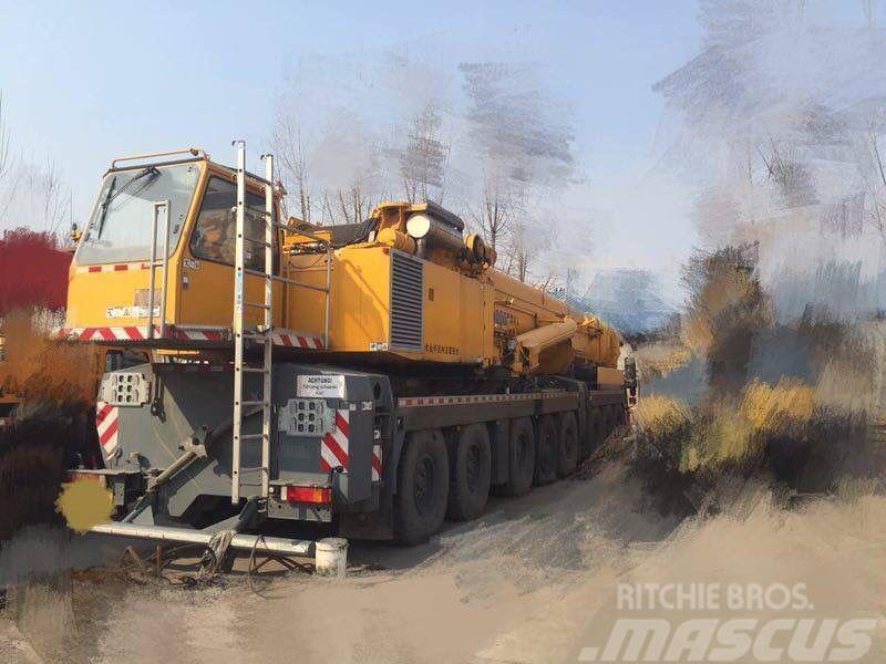 Liebherr LTM 1500