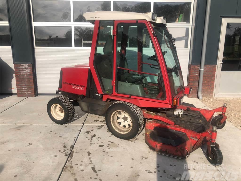 Toro groundsmaster 3000D