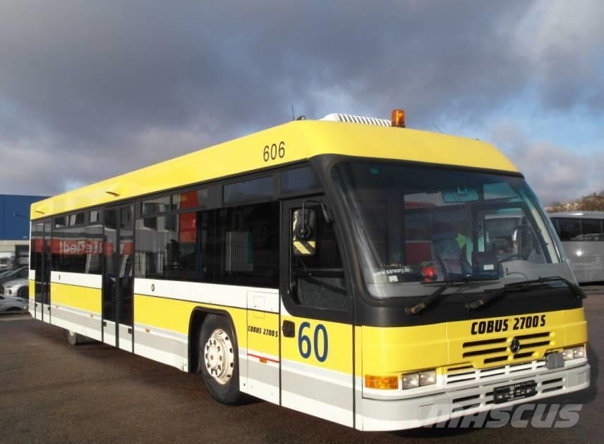 Mercedes-Benz Cobus 2700 S/Airport /Flughafenbus/Terminalbus