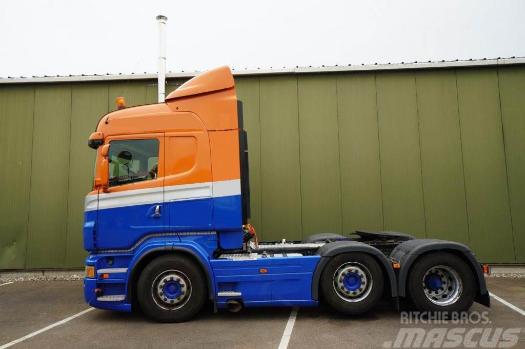 Scania R 440 6X2 EURO 6 HIGHLINE