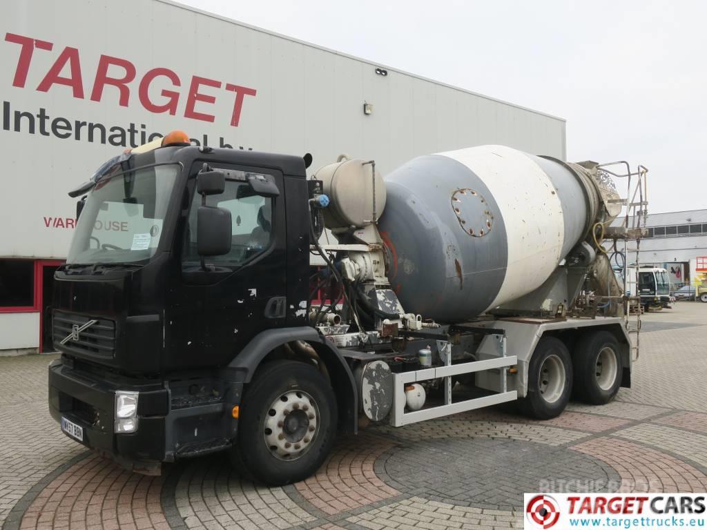 Volvo FE-320 6x4 Mixer Concrete Truck RHD