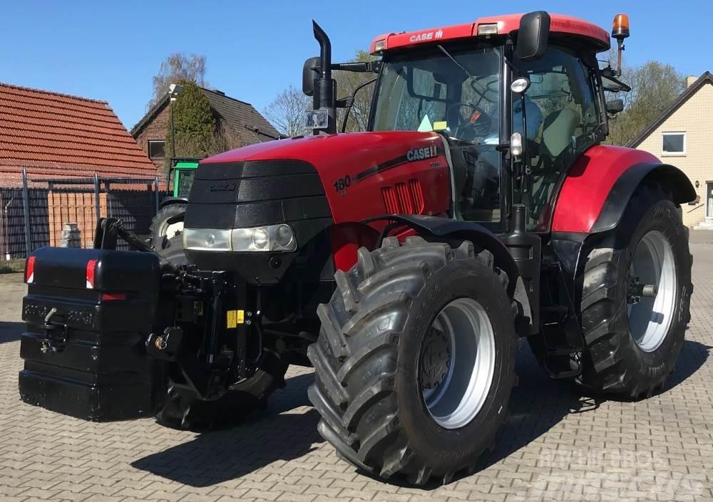 Case IH CVX 180 Allrad Traktor