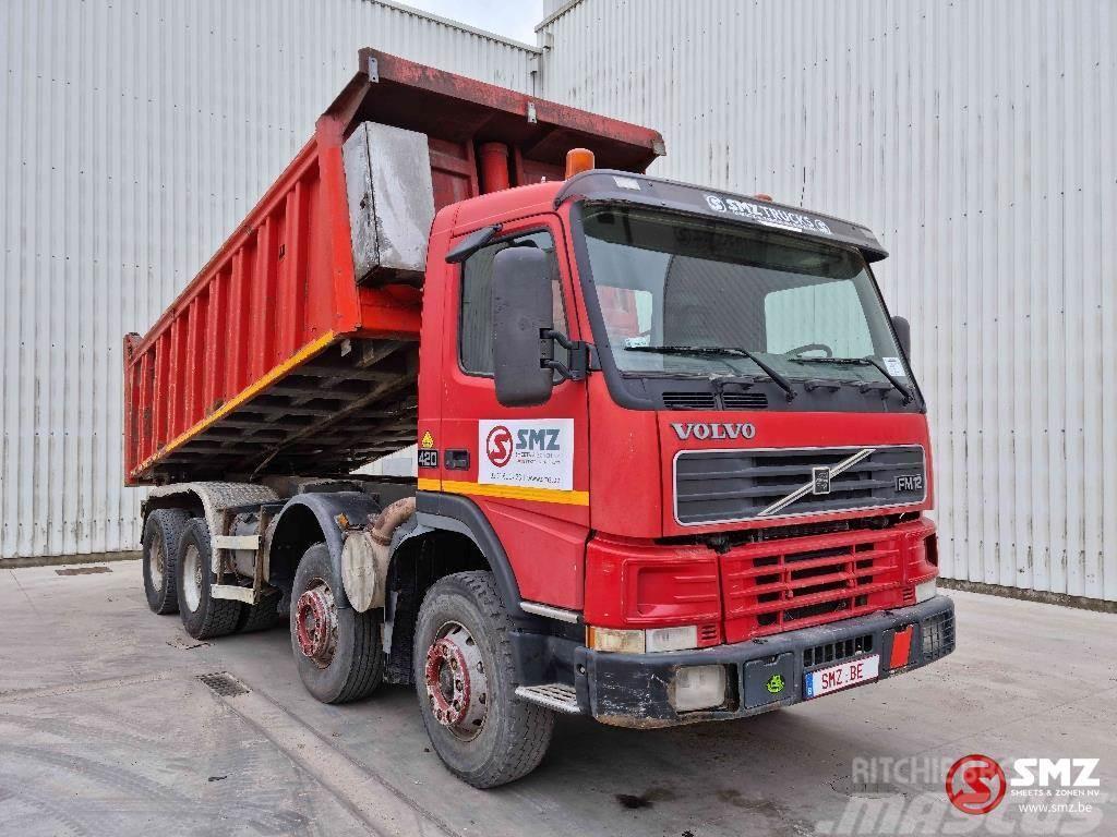 Volvo FM 12 420 8x4 Hub reduction BIG axle