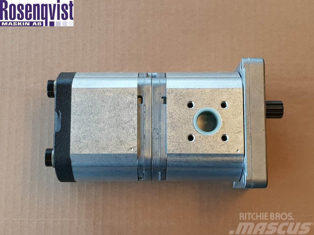 Deutz-Fahr Lamborghini/Same Hydraulic pump 2.4539.810.0/10