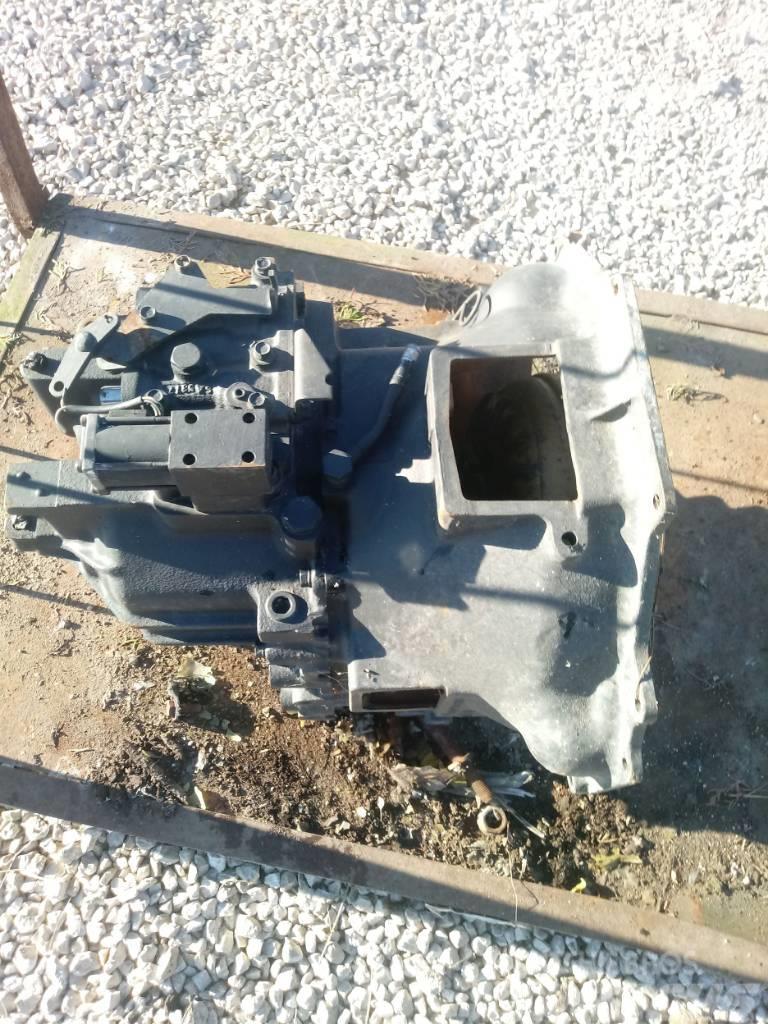 Zettelmeyer ZL601 Gearbox Getriebe Skrzynia