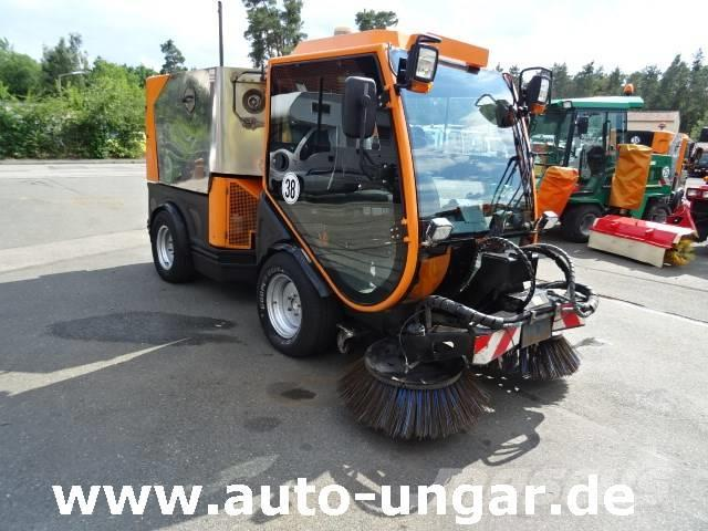 Nilfisk CityRanger Advance JungoJet CR 3500 4x4 Bucher