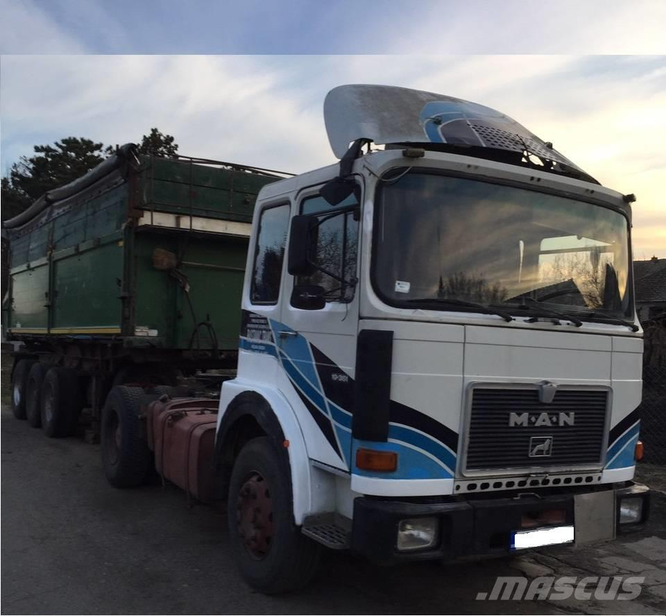MAN 19.361 4X2 tractor unit