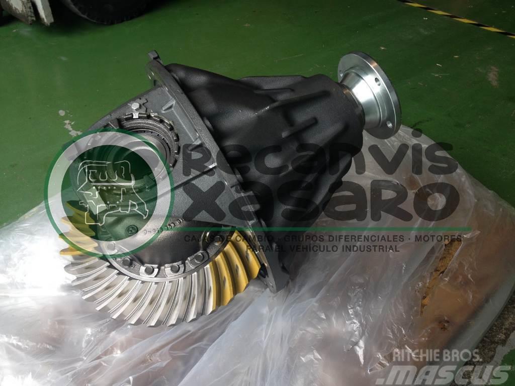 Mercedes-Benz Axor