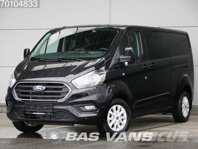 Ford Transit Custom 2.0 TDCI DC Limited Dubbele schuifd