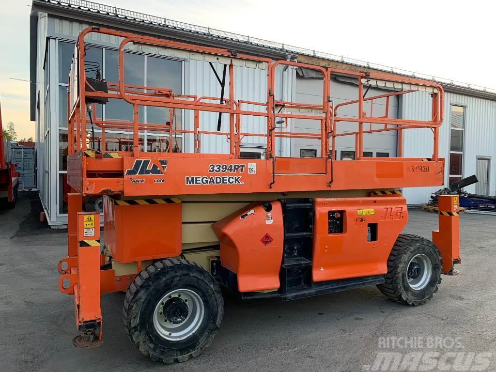 JLG 3394 RT -2012 saxlift 225.000:-+m