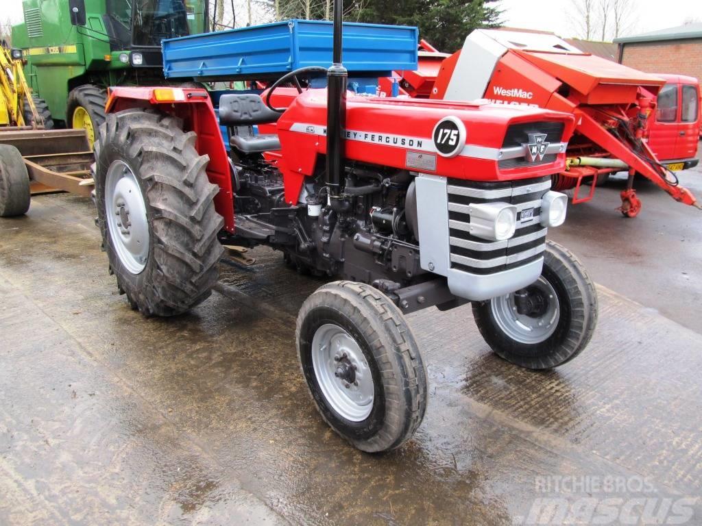 Massey Ferguson 175 Tractor Data : Used massey ferguson tractors for sale mascus usa