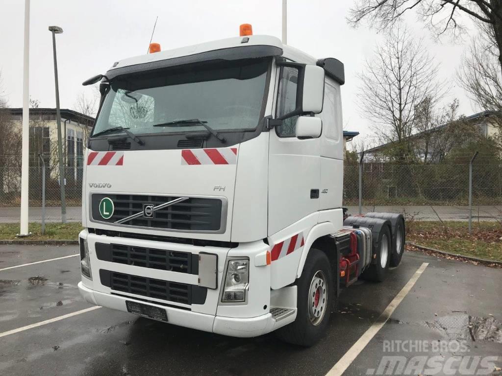 Volvo Fh13 6x4