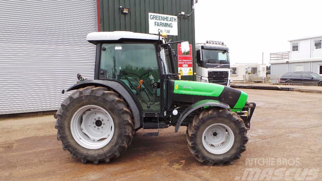 deutz fahr agroplus 410 baujahr 2012 gebrauchte traktoren gebraucht kaufen und verkaufen bei. Black Bedroom Furniture Sets. Home Design Ideas