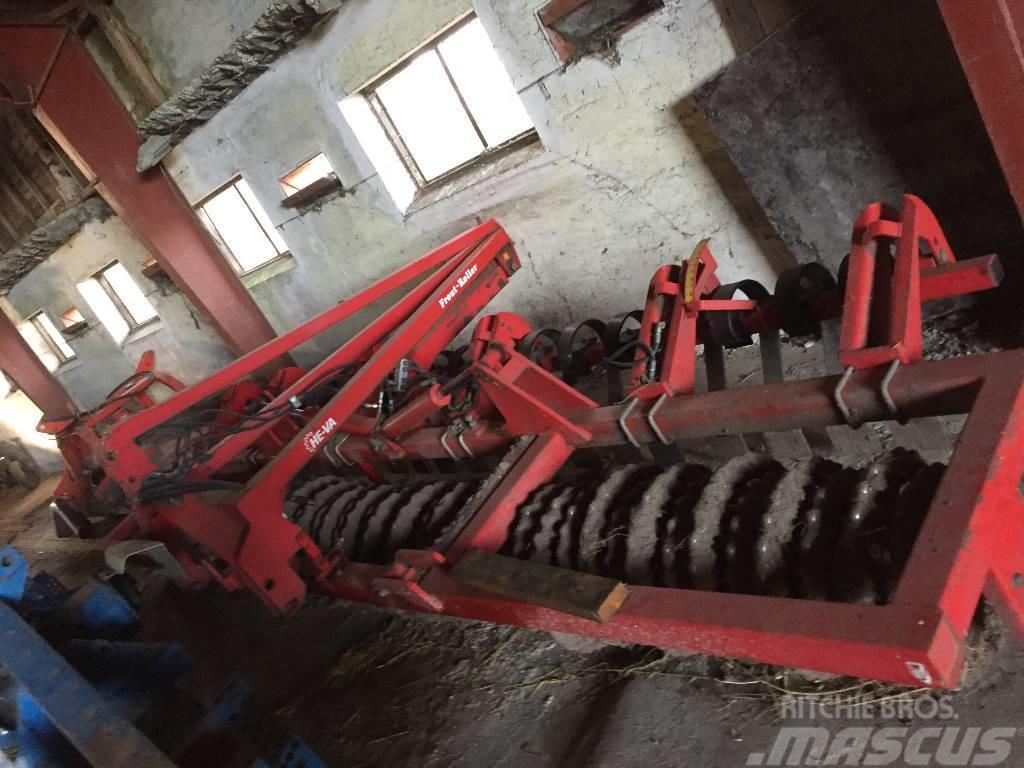 He-Va Front roller 500