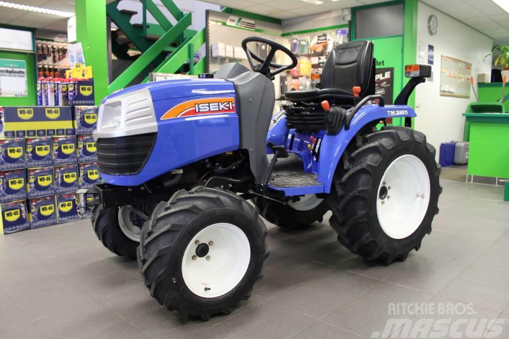 Iseki tm vianen tweedehands tractoren mascus nederland