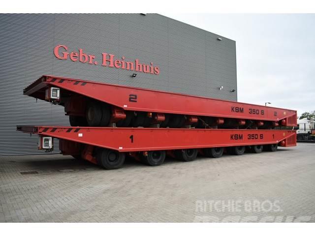 Kirow KSM 350S 350 Ton Capacity! 2 Pieces available!