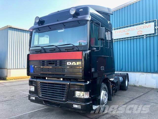 DAF 95-430XF SPACECAB (EURO 2 / ZF16 MANUAL GEARBOX /