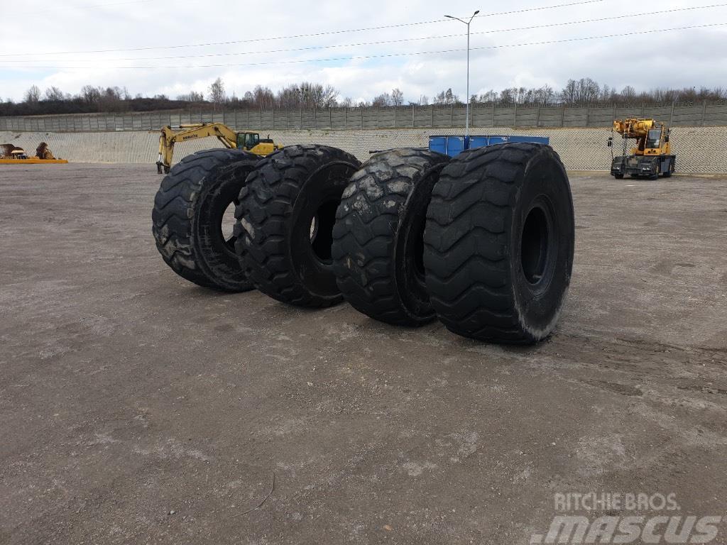 Michelin 26,5r25 volvo liebherr komatsu
