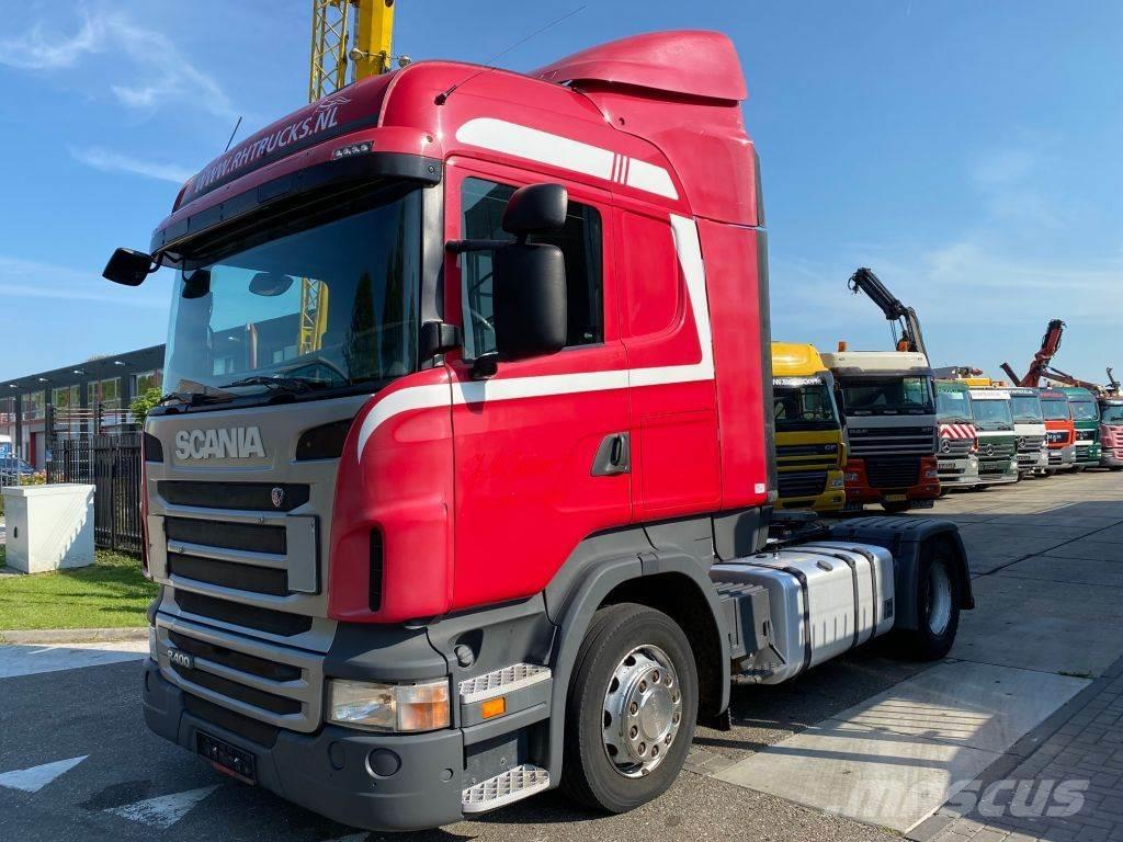 Scania R400 4X2 EURO 5 - ONLY 511.677 KM