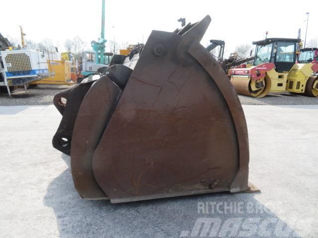 Komatsu WA500 High tip bucket 3700mm 8000ltr