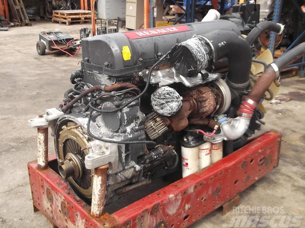 Renault Premium DXI13 engine