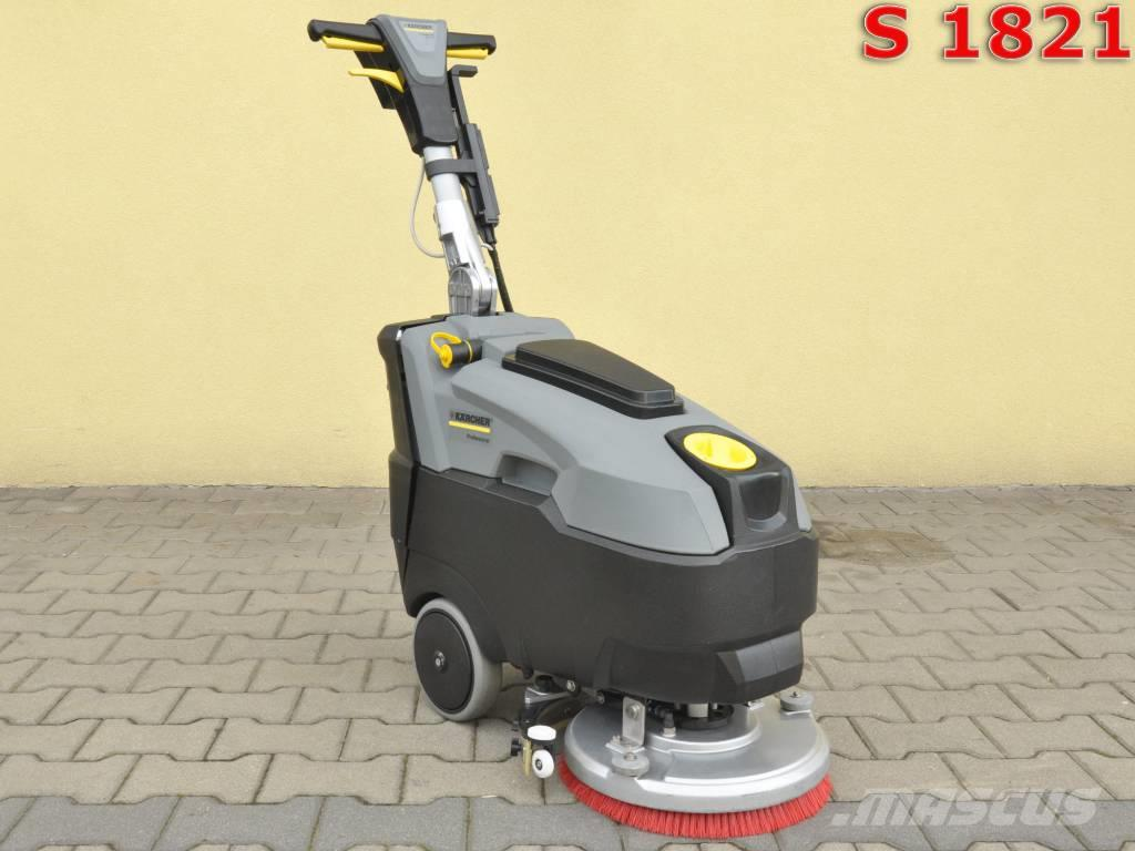 [Other] Scrubber dryer KARCHER BD 40/12 C
