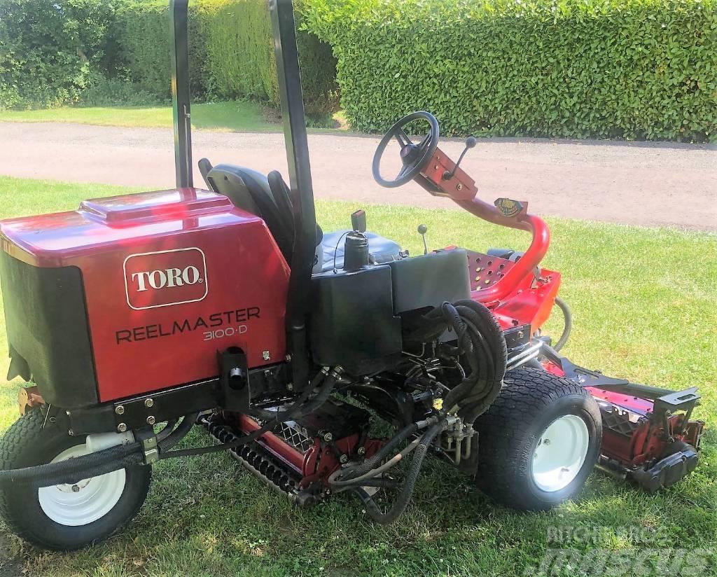 Toro Reelmaster 3100 D Sidewinder Spindelmäher