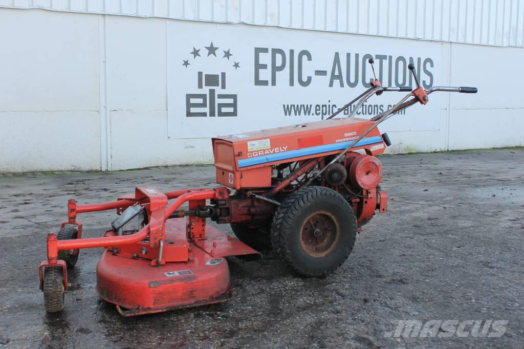 Gravely 5665 Professional 2-Wielige Tractor