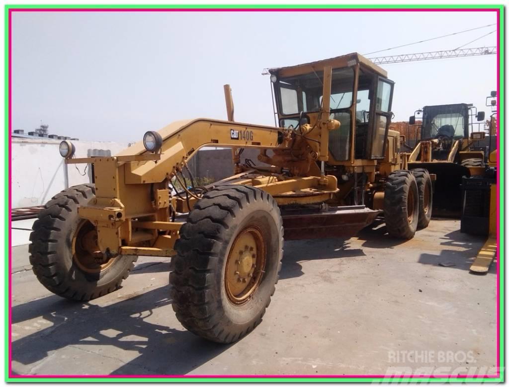 Caterpillar 140 G  140g -VHP