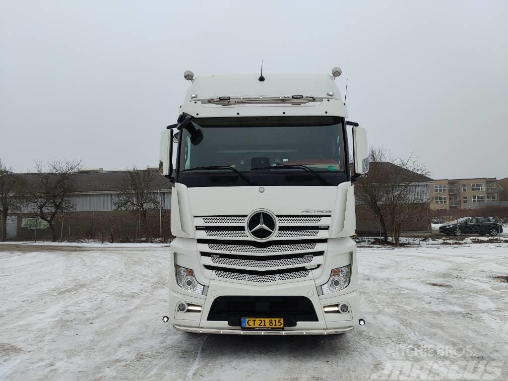 Mercedes-Benz Actros 26.530 6x2