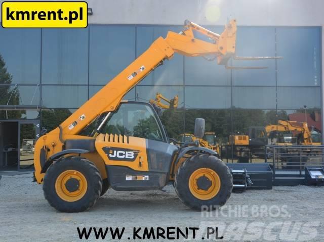 JCB 536-70 531-70 527-58 CAT TH 336 406 MANITOU 625