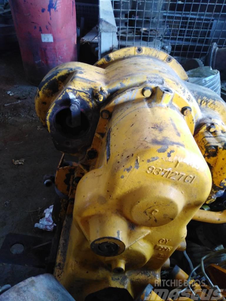 International 510-515 Gearbox