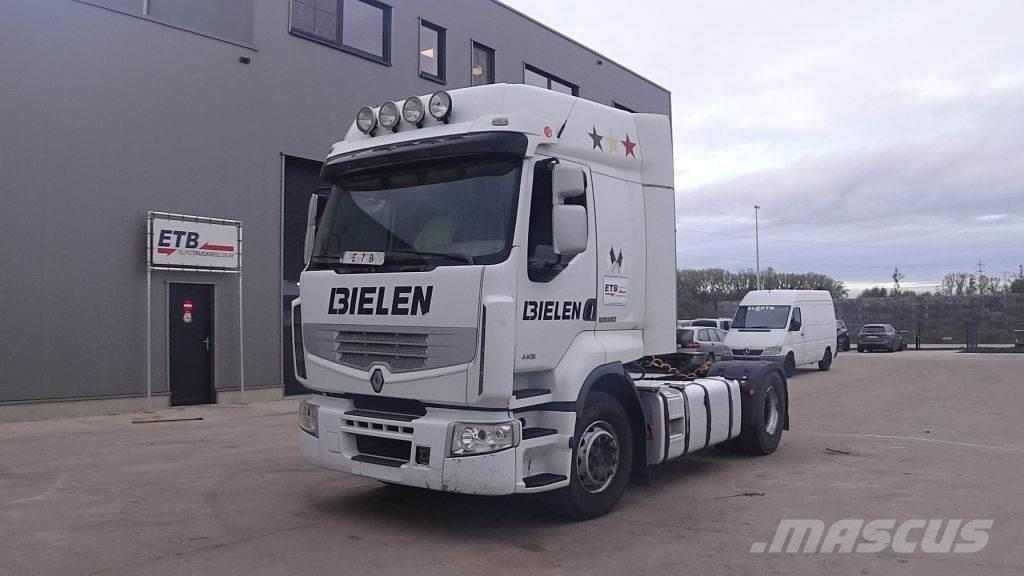 Renault Premium 440 DXI (BELGIUM TRUCK IN GOOD CONDITION)