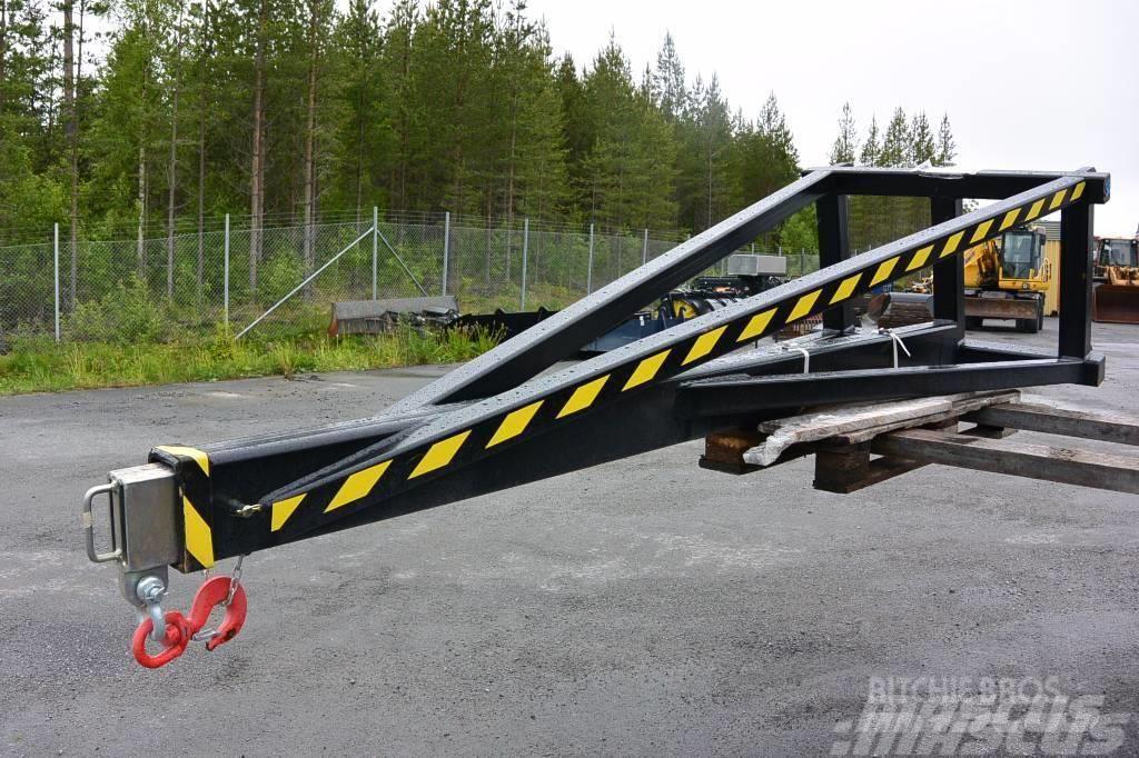 [Other] Fabriksny Kranarm 5tons 5M 18.500 :- + m - Sverige