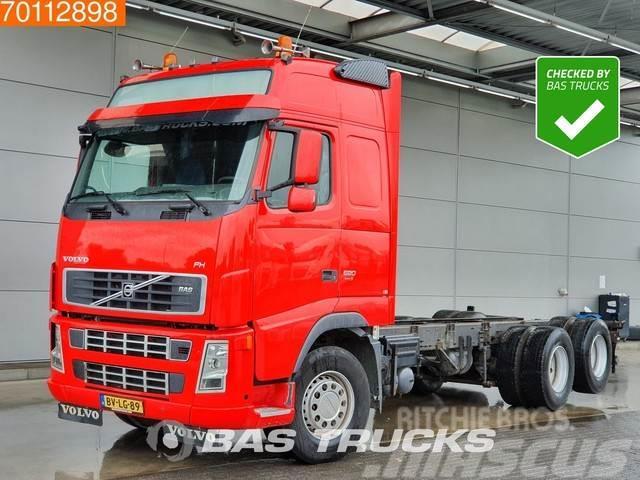 Volvo FH 520 6X2 VEB+ Manual BigAxle Liftachse Euro 5