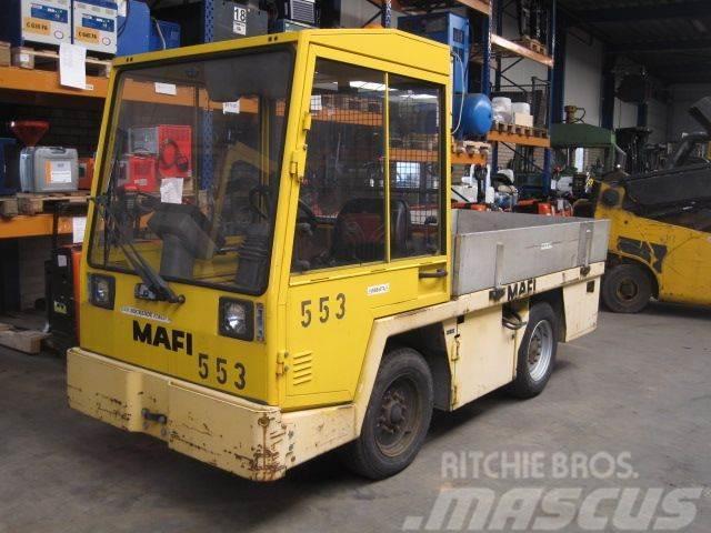 Mafi MTEP 200/5-C (defect)