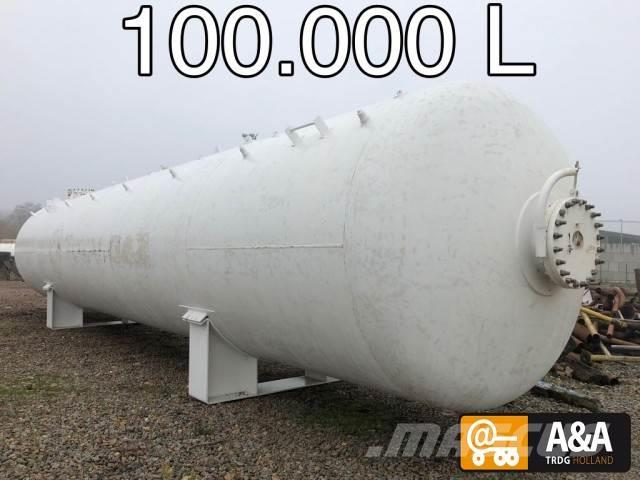 [Other] Propane Butane LPG GPL gastank gaz 100.000 L