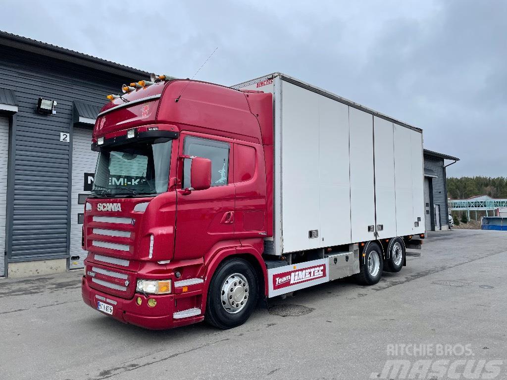 Scania R 580 6x2*4