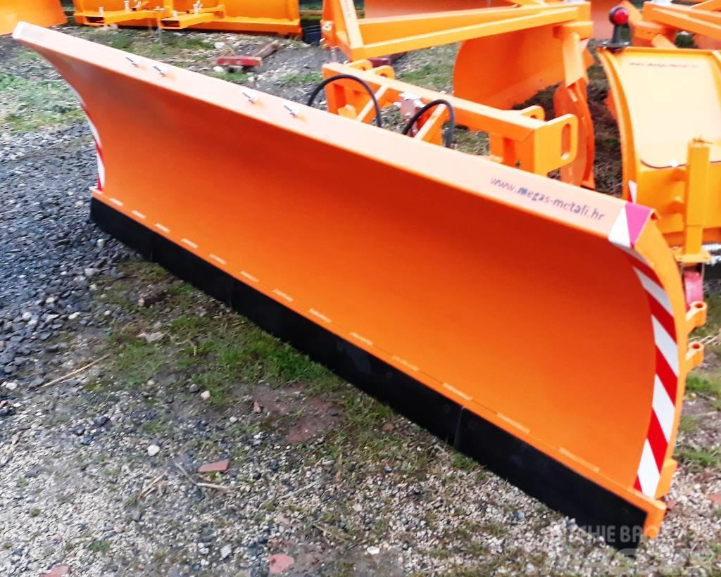 Megas Ralica za JCB L2800 x 800 snow blade for JCB