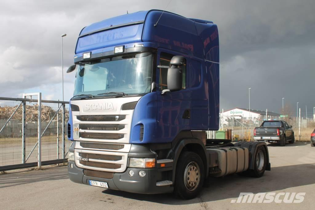 Scania R 400 LA 4x2 Euro 5