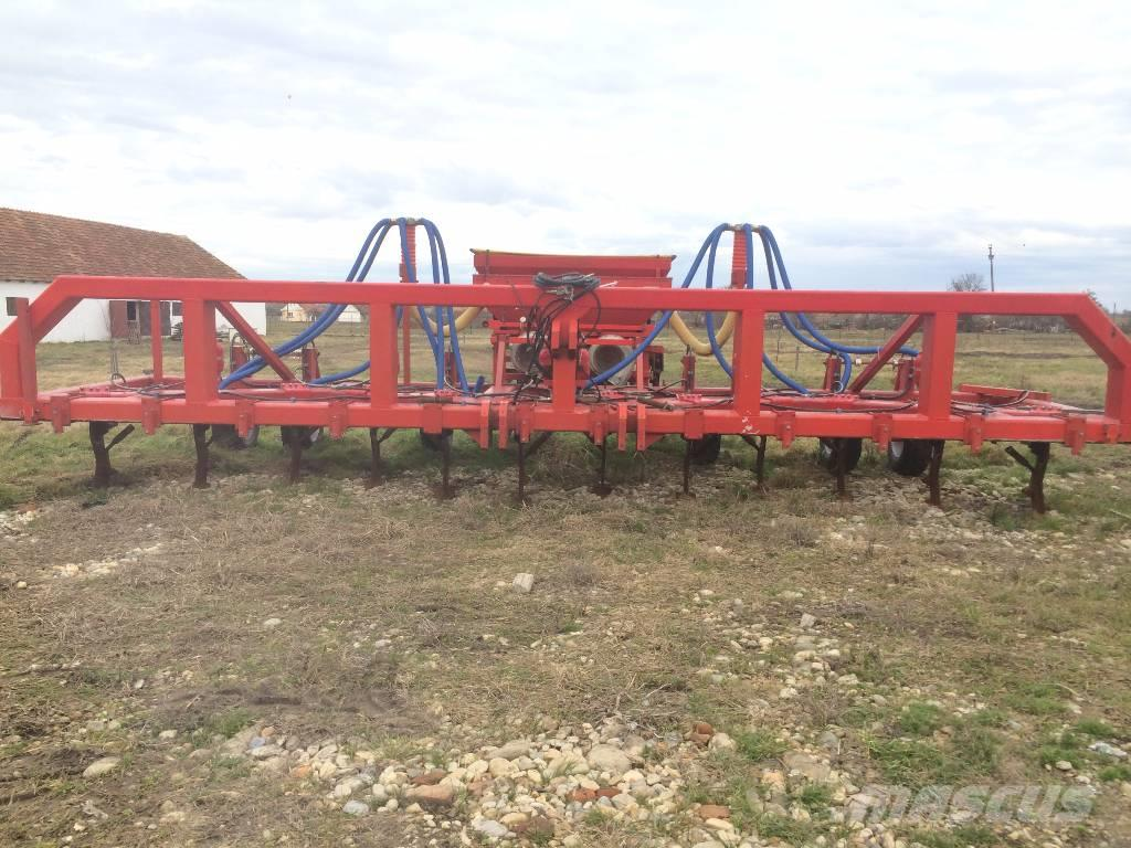 He-Va Striptill 900, 2012, Harvar