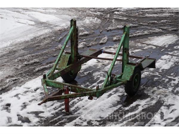 [Other] Diversen Haspelaanhangwagen 1-assig full steel