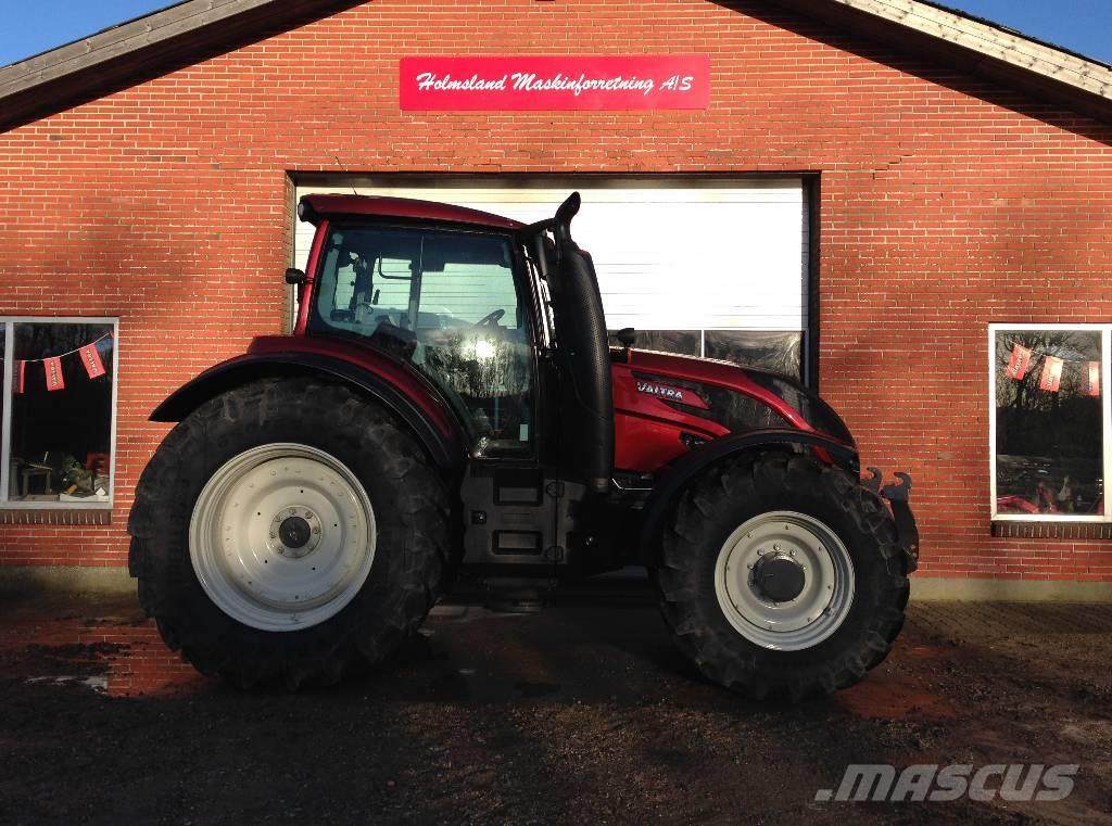 Valtra T254V m/Frontlift - SmartTouch-TwinTrac