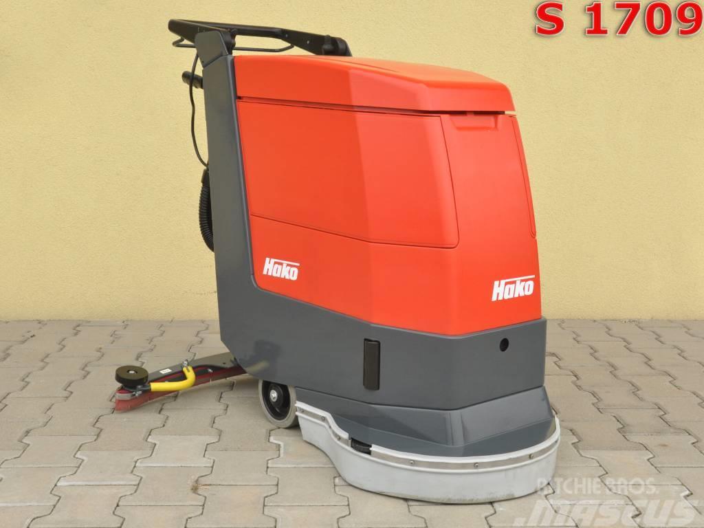 [Other] Scrubber dryer HAKO HAKOMATIC B 450