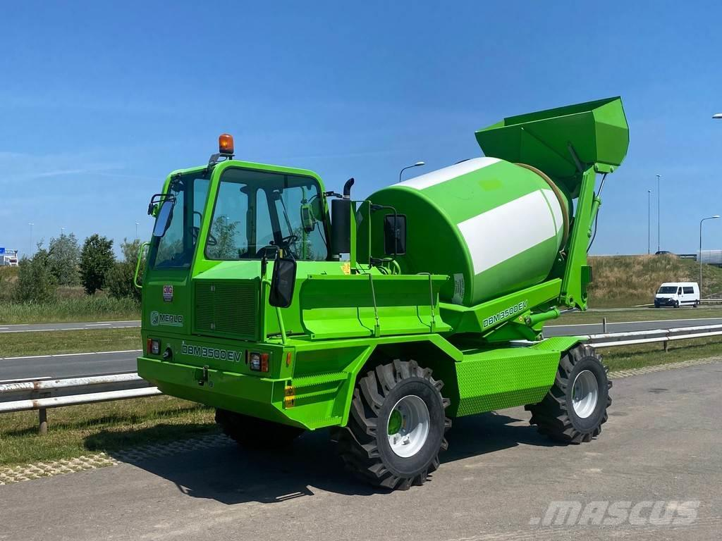Merlo DBM 3500 EV Mixer dumper | New / unused